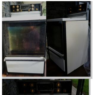 Old Atlas Sheraton 610 cooker