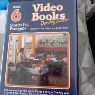 Very kids video books