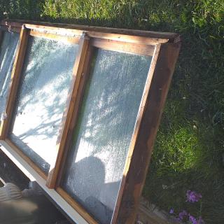 large rimu window