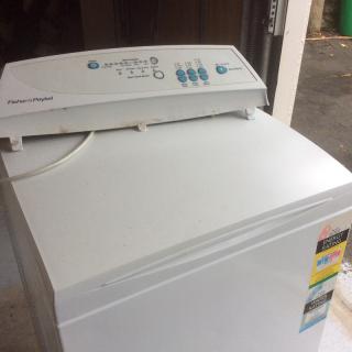 Fisher and Paykel washing machine