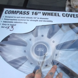 """16 """" Ford Wheel covers"""