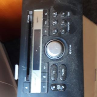 Car radio from 2009 Suzuki SX4