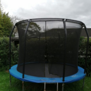 Trampoline 10ft The big Bounce