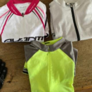 Girls cycling gear