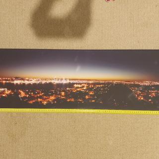 Canvas Auckland Skyline