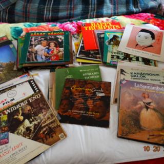 Bulk lot of classical LP