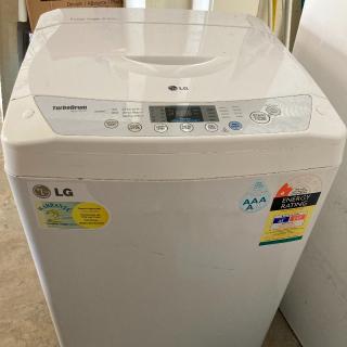 Old LG washing machine